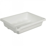 Paterson Developing Tray - Accommodates 5x7 inch print size - White