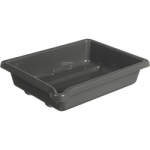 Paterson Developing Tray - Accommodates 5x7 inch size prints - Grey
