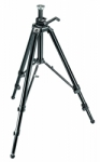Manfrotto 475B Pro Geared Tripod with Geared Column (Black)