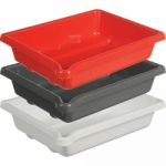 Paterson 8x10 Developing Trays set of 3 (Red/White/Grey)