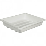 Paterson Developing Tray - Accommodates 8x10 inch print size - White