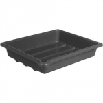 Paterson Developing Tray - Accommodates 8x10 inch print size - Grey