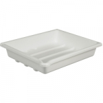 Paterson Developing Tray - Accommodates 10x12 inch print size - White