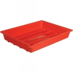 Paterson Developing Tray - Accommodates 16x20 inch size prints - Red