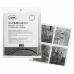 Adox ADOFILE Negative Sleeves for 4x5 - 100 pack