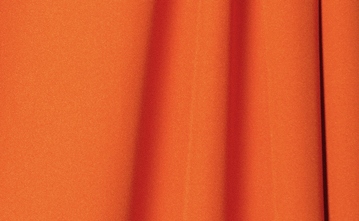 Savage Wrinkle-Resistant Background 5 ft. x 9 ft. - Tangerine