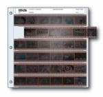 Printfile 35-6HB Archival Negative Preservers 35mm - 6 Strips of 6 Negatives - 25 Pack