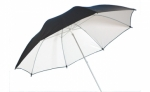 Savage Umbrella 36 inch - Black/White