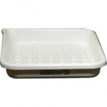 Cesco Dimple Bottom Developing Tray - 11x14 White