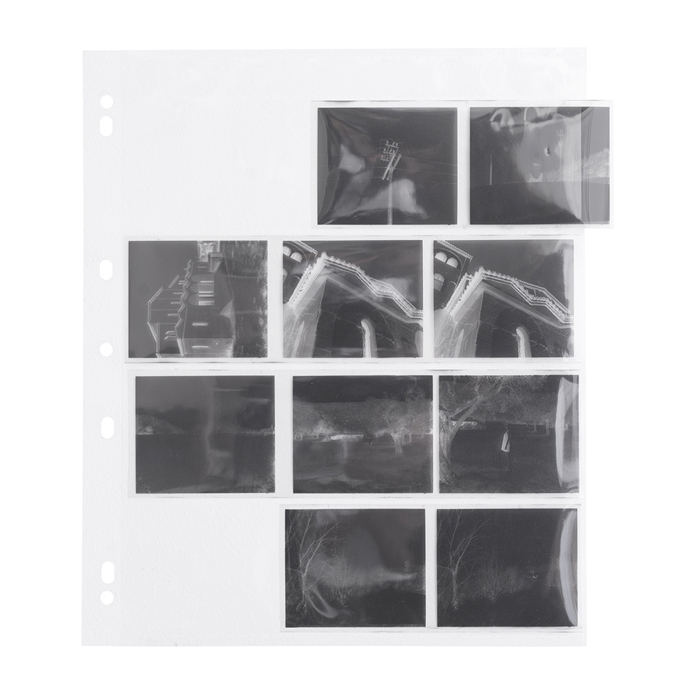 adox adofile negative sleeves for 120 4 strips