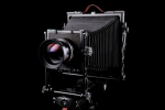 Gibellini GP 810 8x10 View Camera - Black / Black