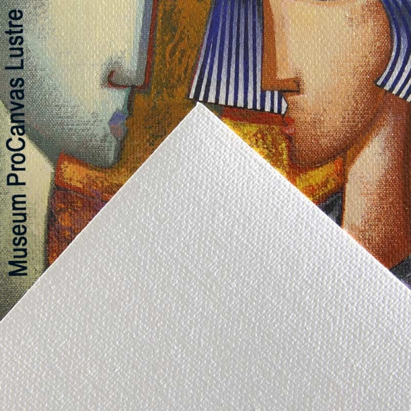 canson museum pro canvas lustre inkjet paper 385gsm 44 in x 40 ft