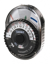 Sekonic L-208 Twinmaster Compact Incident & Reflective Light Meter