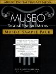 Museo Fine Art Sample Pack 8.5x11/12 Sheets