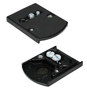 Manfrotto Quick Release Plate 410PL for 808RC4 Head