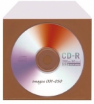 Lineco Corrosion Intercept CD/DVD Protector w/Angle Flap - 10 pack