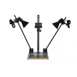 Beseler CSK-14 Copy Stand Kit with Lights
