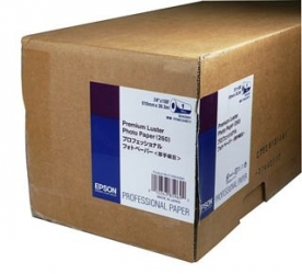 Epson Premium Luster Photo Paper 24 inch x 100 ft. roll
