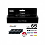 Canon ChromoLife 100+ CLI-65 8-Ink Pack Color Cartridge