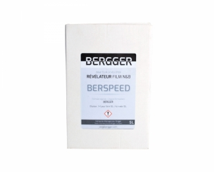 Bergger BerSpeed Fine Grain Film Developer to Make 5 Liters
