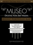 Museo Portfolio Rag Inkjet Paper - 300gsm 44 in. x 50 ft. Roll