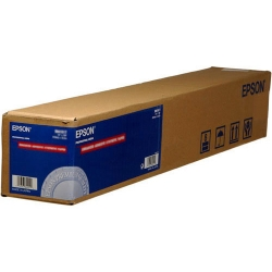 Epson Adhesive Clear Inkjet Film - 17 in. x 100 ft. Roll