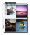 Printfile 45-8P Archival Print Preservers Holds 8 - 4x5 prints - 25 pack