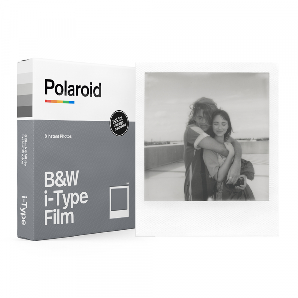 Polaroid B&W i?Type Film
