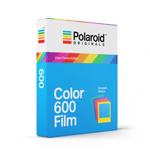 Polaroid ORIGINALS Color Film for 600 - 8 Exp. - Color Frame