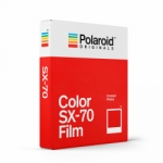 Polaroid Originals Color Film for SX-70 - 8 Exp. - White Frame