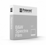 Polaroid Originals Black and White Film for SPECTRA - 8 Exp. - White Frame