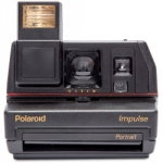 Polaroid 600 Impulse Instant Camera