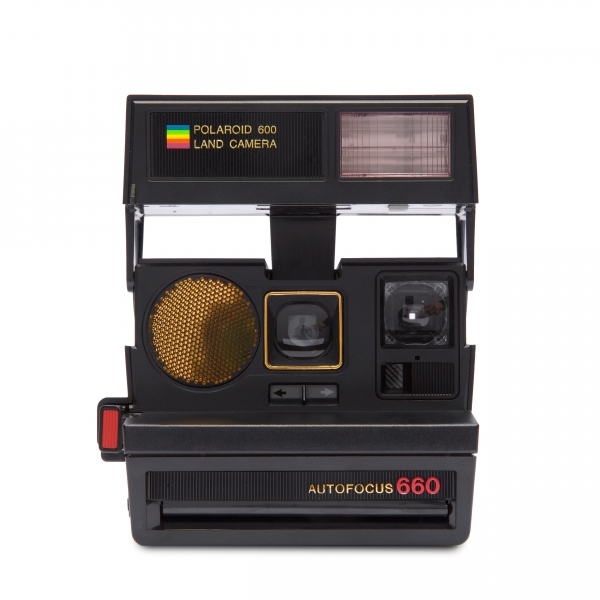 polaroid 600 camera sun 660 autofocus freestyle photographic supplies. Black Bedroom Furniture Sets. Home Design Ideas