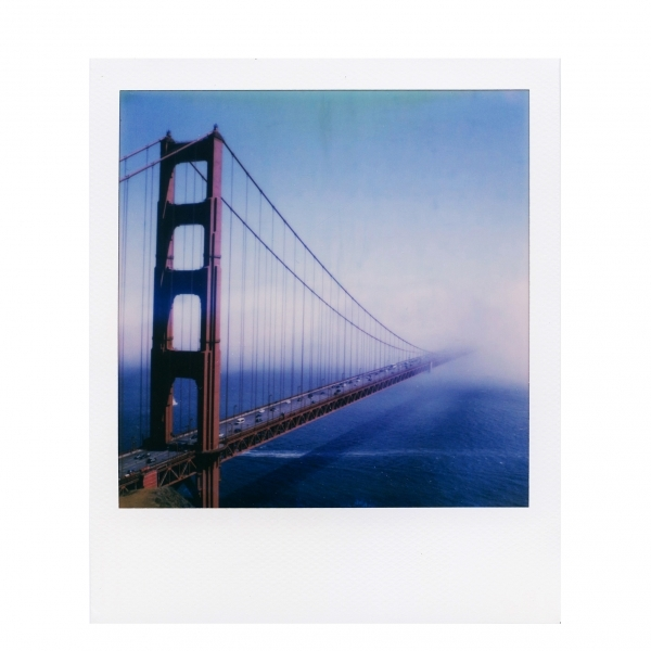 Polaroid Originals Color Film for i-Type - 8 Exp. - White Frame