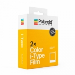 Polaroid Originals Color Film Duo Pack for i-Type - 16 Exp. - White Frame