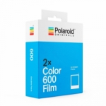 Polaroid Originals Color Film Duo Pack for 600 - 16 Exp. - White Frame