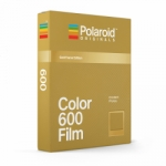 Polaroid Originals Color Film for 600 - 8 Exp. - Gold Frame Short Date