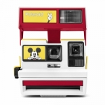 Polaroid 600 Instant Film Camera - Limited Edition Mickey Cam