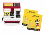 Polaroid 600 Instant Film Camera - Limited Edition Mickey Cam with 2 Free Packs of Film