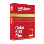 Polaroid Color 600 Film - Festive Red Edition