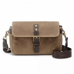 ONA Bowery Canvas Camera Bag and Insert - Field Tan