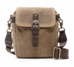 ONA Bond Canvas Camera Bag and Insert - Field Tan
