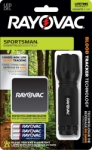 Rayovac Sportsman 18 Lumen 3 AAA 6-LED Blood Tracking Flashlight with Batteries