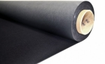 Savage Seamless Background Black Velvetine - 52 in. x 20 ft.