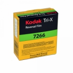 Kodak Tri-X Reversal Film Super 8mm 50 ft. Cartridge - TXR464