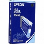 Epson 7600/9600 Light Cyan Ink Cartridge Photographic Dye T545500 (110ml)