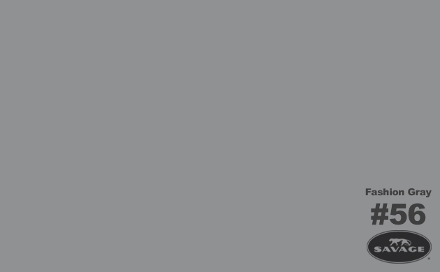 Savage Seamless Background Paper - Fashion Gray - 53 in. x 12 yds.