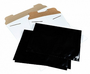 Envelope & Black Bag Set 20x24