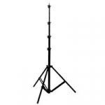 JTL 800 8.5 ft. 4 Section Light Stand - Black