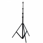 JTL 1200 12.5 ft. 5 Section Light Stand - Black
